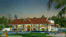 Kerala Small Traditional House Plans