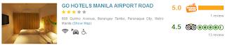 Hotels Near Manila Airport go hotels