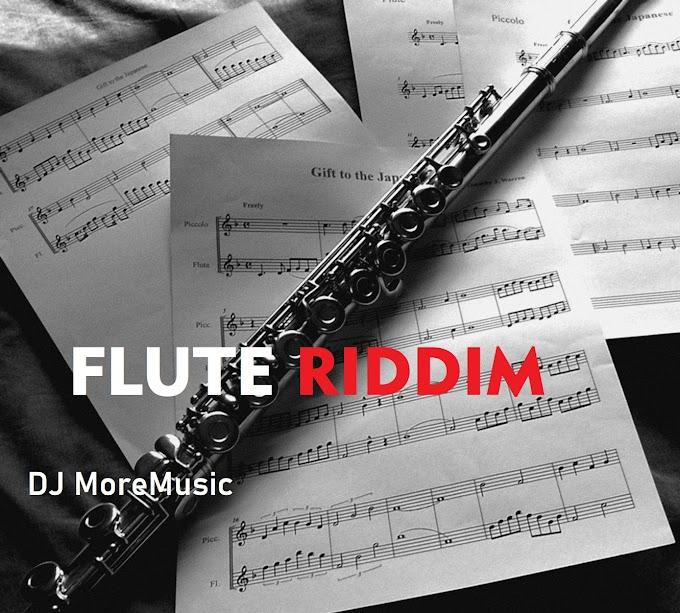 MUSIC: DJ MoreMusic Ft. Zlatan - Flute Riddim