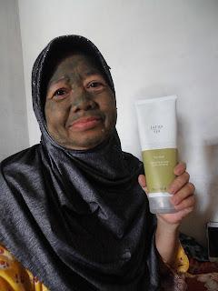Review; Mud Mask JAFRA Bagian dari Rangkaian Facial Sederhanaku