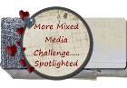 February Red Spotlighted