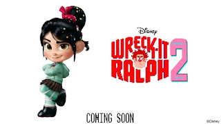 Sinopsis, Pemain, Review, Trailer Wreck-It Ralph 2: Ralph Breaks the Internet (2018)