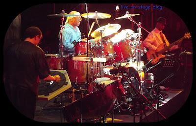 Billy Cobham torino jazz Festival 2012