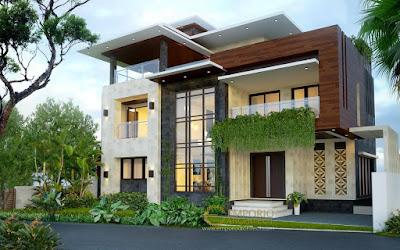 Mengenal 5 Desain Rumah Minimalis yang Modern di Emporio Architect