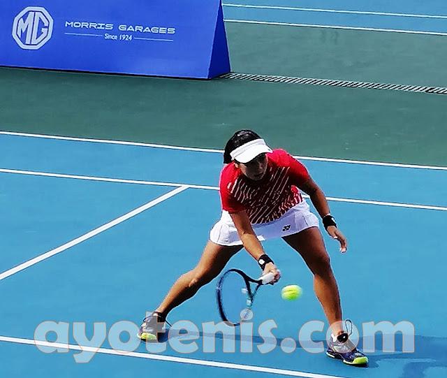 Tenis SEA Games: Libas Aunchisa Chanta, Aldila Sutjiadi Melenggang ke Final
