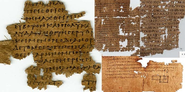 Συγκλονιστική ανακάλυψη! Πάπυροι της Αιγύπτου 2000 ετών αποκαλύπτουν το παρελθόν μας