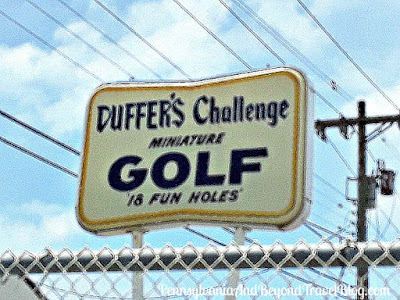 Duffer's Challenge 18-Hole Mini Golf in Wildwood New Jersey