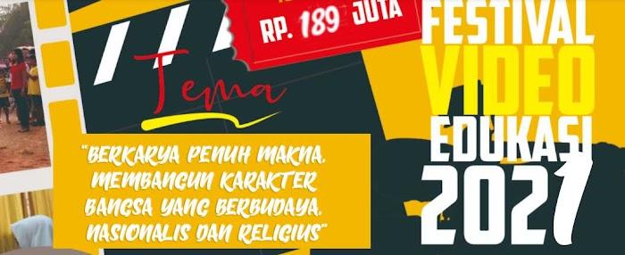 Lomba Festival Video Edukasi (FVE) KiHajar 2021 oleh Kemendikbud