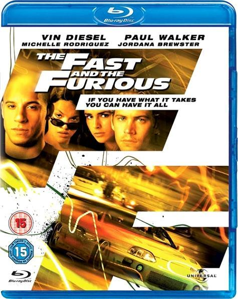 Hành Động|1 Link] The Fast And The Furious 2001 1080p BluRay DTS