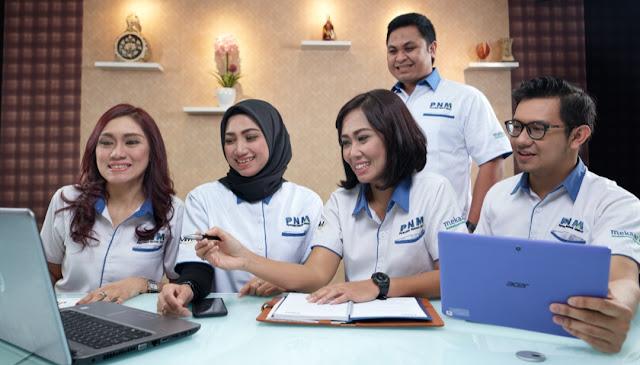 Rekrutmen Tingkat SMA/SMK, D3, S1 Karyawan BUMN PT Permodalan Nasional Madani (Persero) Seluruh Indonesia | Posisi: Account Officer Mikro, Mobile Developer, Internal Auditor, Etc.