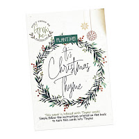 Eco Friendly Christmas Gift Ideas - Seed Cards