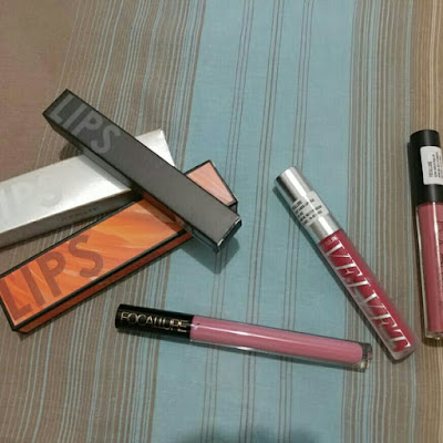 Lipstik Waterproof dari Focallure