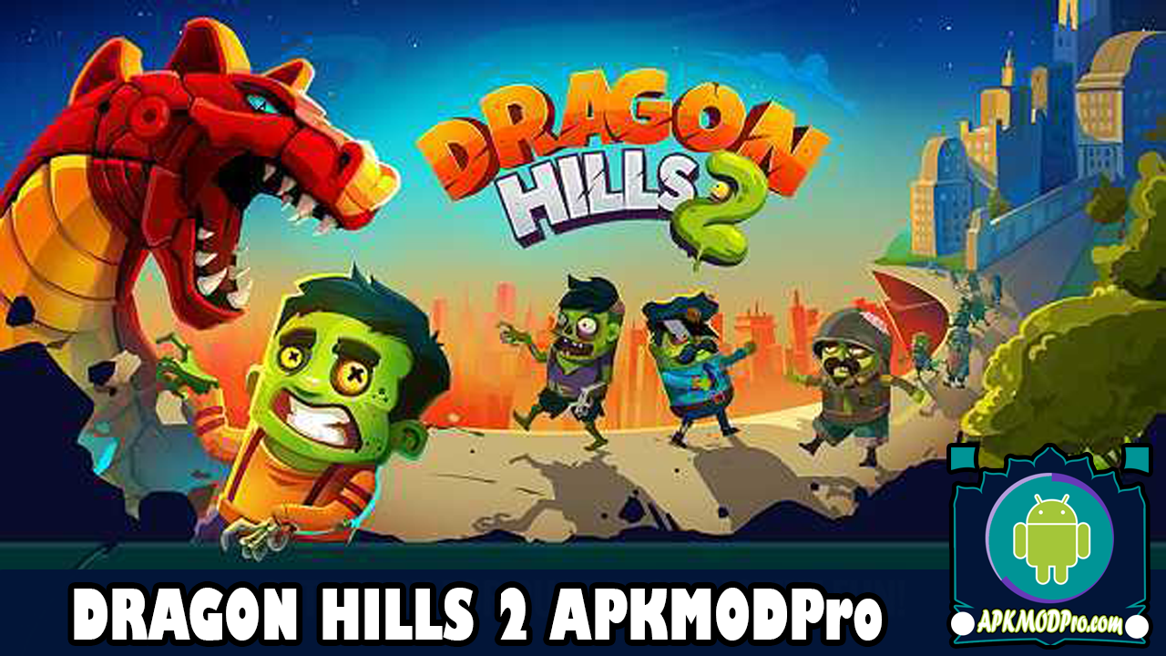 Download Dragon Hills 2 MOD APK 1.1.5 (Unlimited Coins) Terbaru 2020