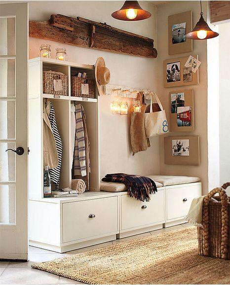 50+ Ιδέες Διαμόρφωσης για την Είσοδο του σπιτιού