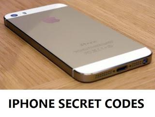 5 أكواد سرية تكشف لك جميع أسرار الآيفون IPHONE SECRET CODES