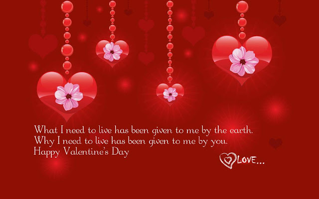 2017 valentines day quotes for wife husband couples - Husband Valentine Quotes