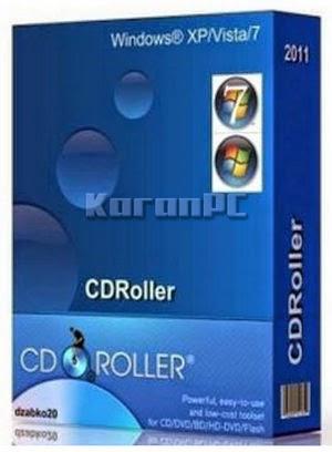 CDRoller 10 Full Version