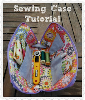 152d9fb52911 Zipped Sewing Case Tutorial · Book Bag Tutorial