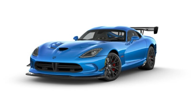 2017 Dodge Viper ACR Review and Specs | ICARS REVIEWS