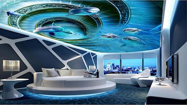 New amazing 3d false ceiling design ideas
