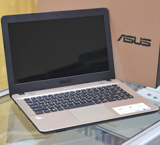 Laptop ASUS X441BA AMD A4 di Malang