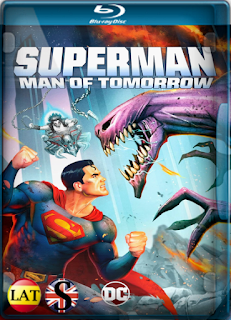 Superman: Hombre del Mañana (2020) REMUX 1080P LATINO/INGLES