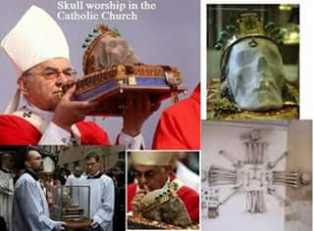 SATANIC CATHOLIC WORSHIP