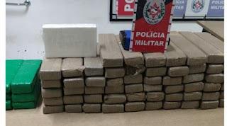 Homem é preso e cerca de 50 kg de drogas são apreendidos dentro de apartamento, em João Pessoa