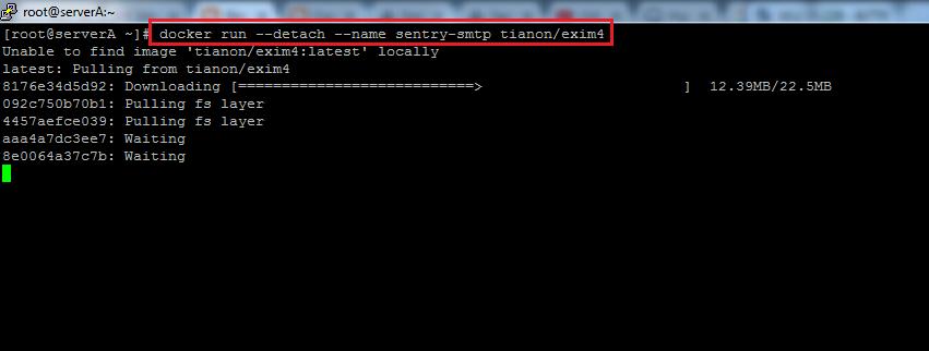 Configure Sentry server in centos 7 [Devops tool]