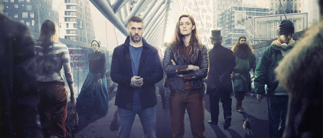 Nicolai Cleve Broch y Krista Kosonen.en ':Beforeigners'