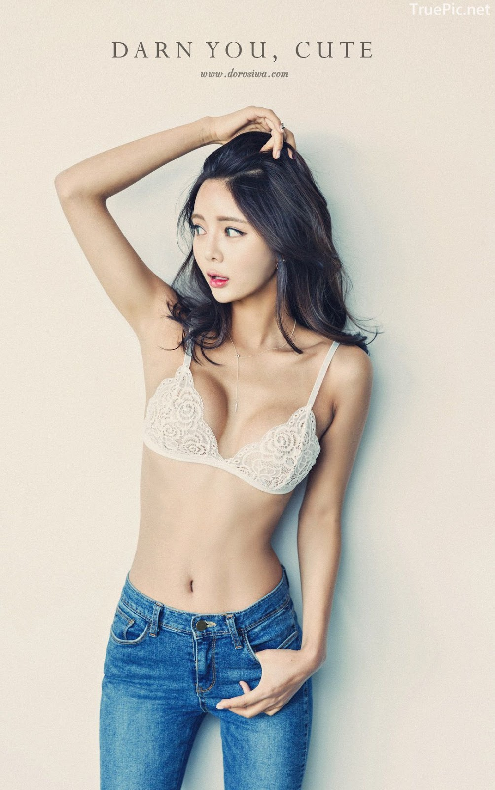 Korean Lingerie Queen - Kim Bo Ram - There's So Many Reason To Love You - TruePic.net- Picture 7