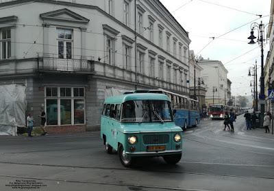 Nysa 522, MPK Kraków