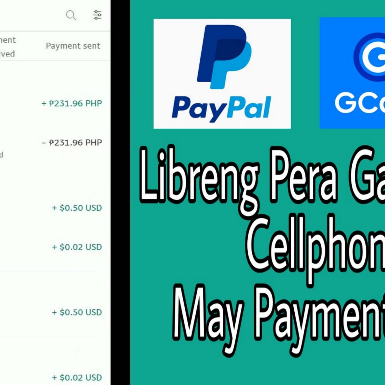 Kumita Ng Libreng Pera Sa PayPal O Gcash Gamit Ang Cellphone