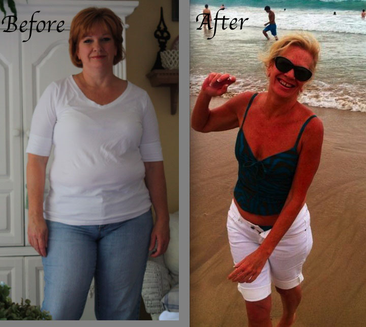 Fit And Fabulous Over Fifty Before And After 75 Lbs
