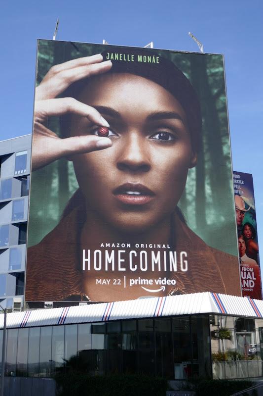 Giant Homecoming season 2 billboard