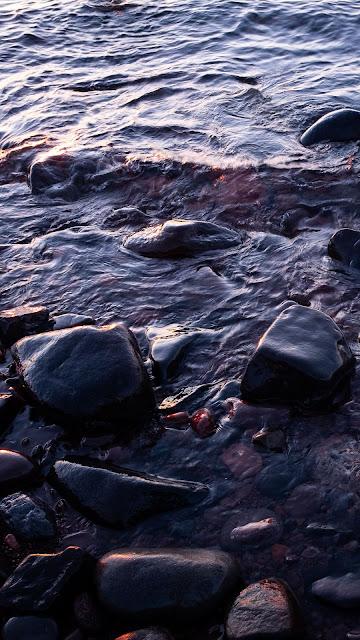 Beach stones free stones
