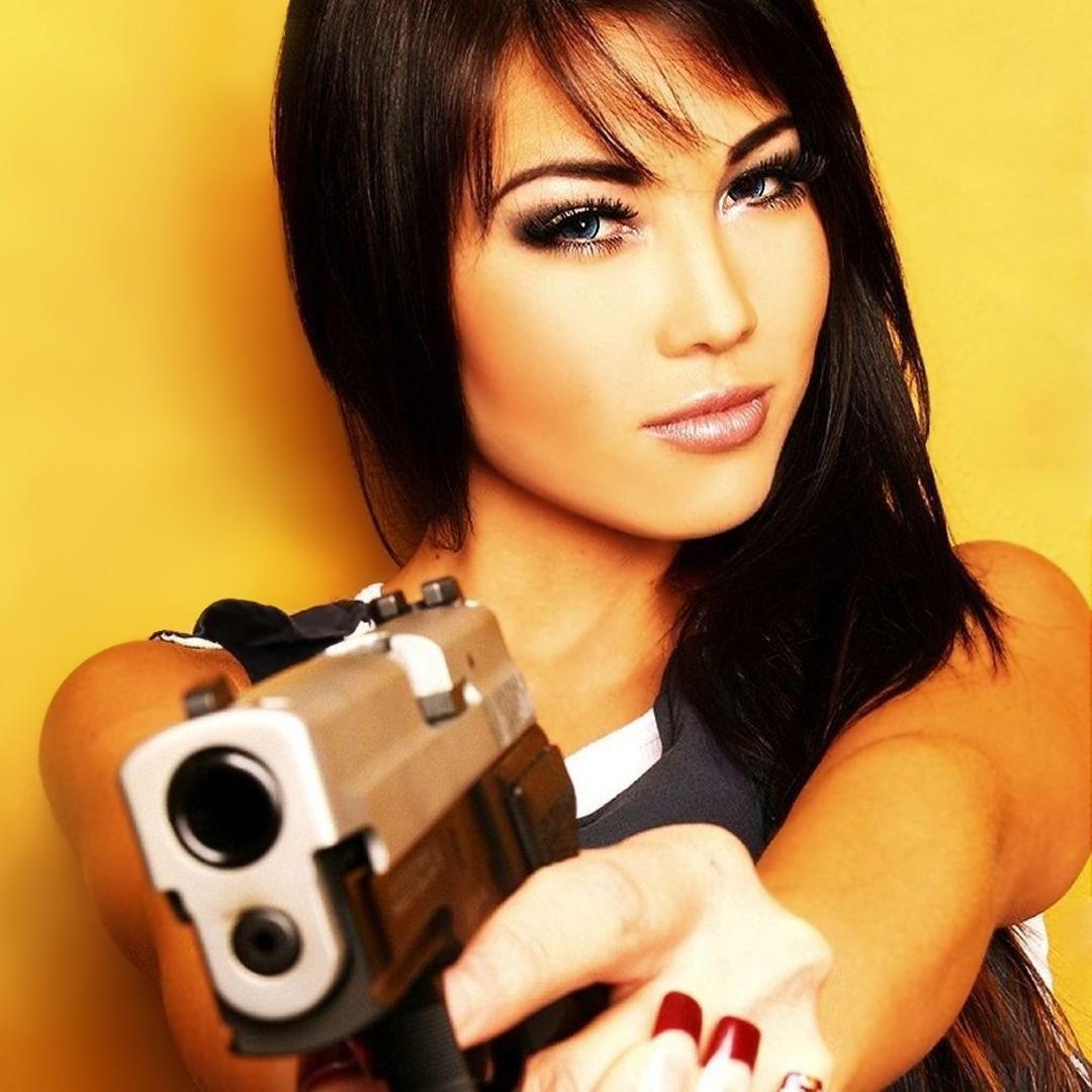 Préservatif d'arme à feu nu