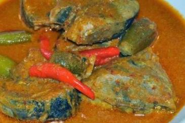 Resep Cara Membuat Gulai Masin Ikan Tongkol