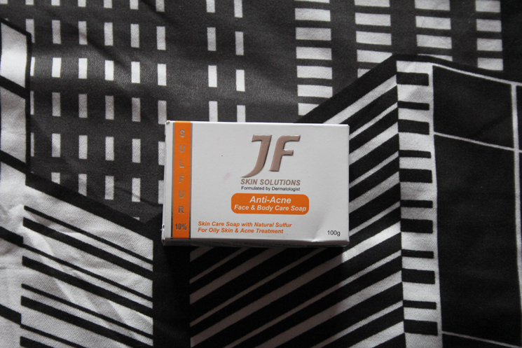 JF Skin Solutions Anti-Acne Soap