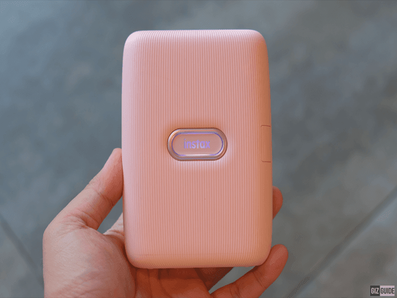 Fujifilm instax mini Link Review - The fun portable smartphone printer you need