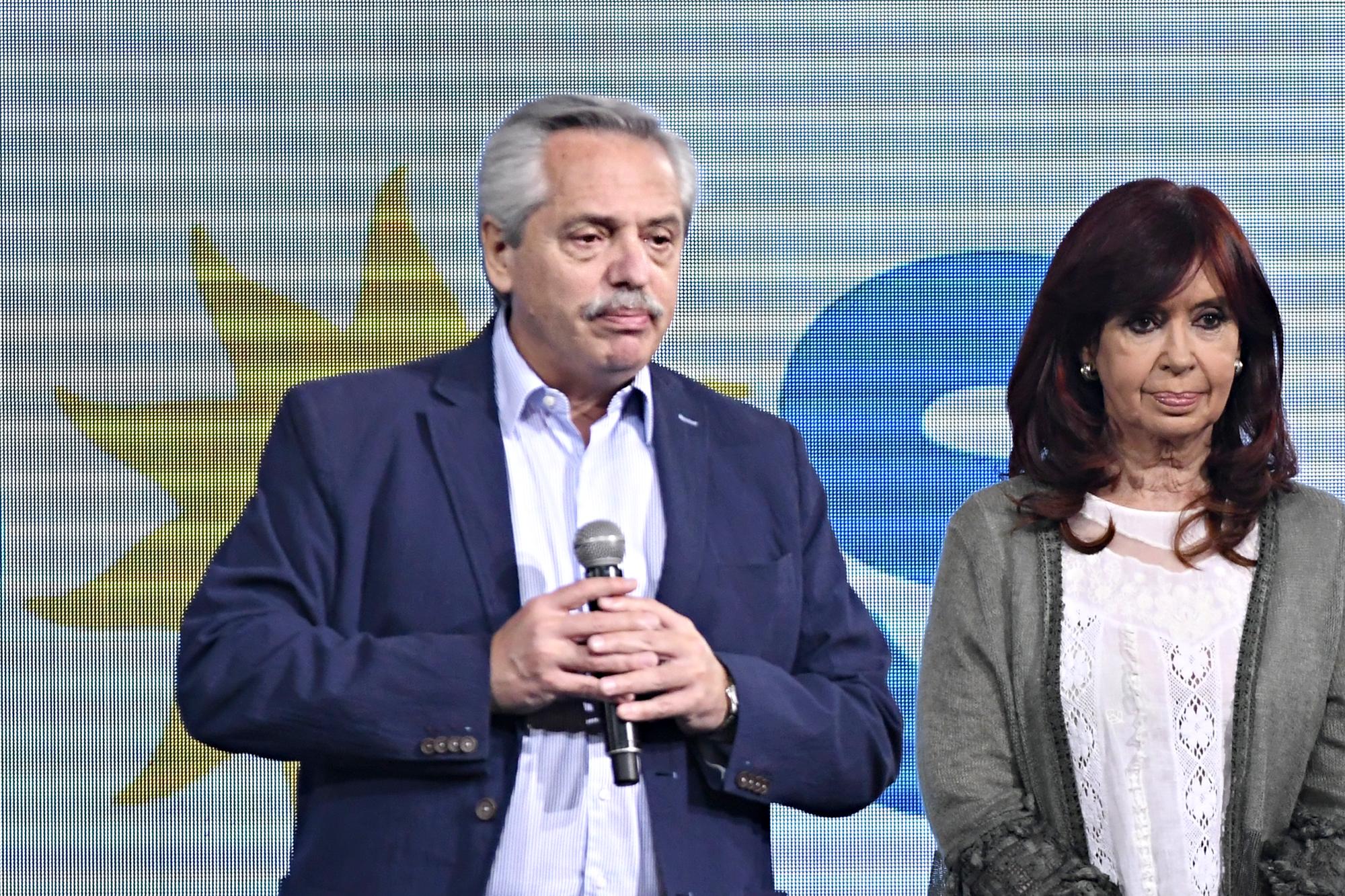 Elecciones PASO 2021: Contundente derrota de Alberto Fernández y Cristina Kirchner en casi todo el país