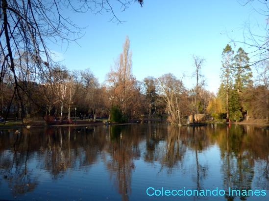 Stadtpark - visitar Viena en 3 días