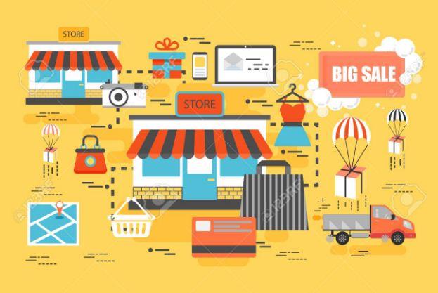Perbedaan Toko Online, E-Commerce, dan Marketplace