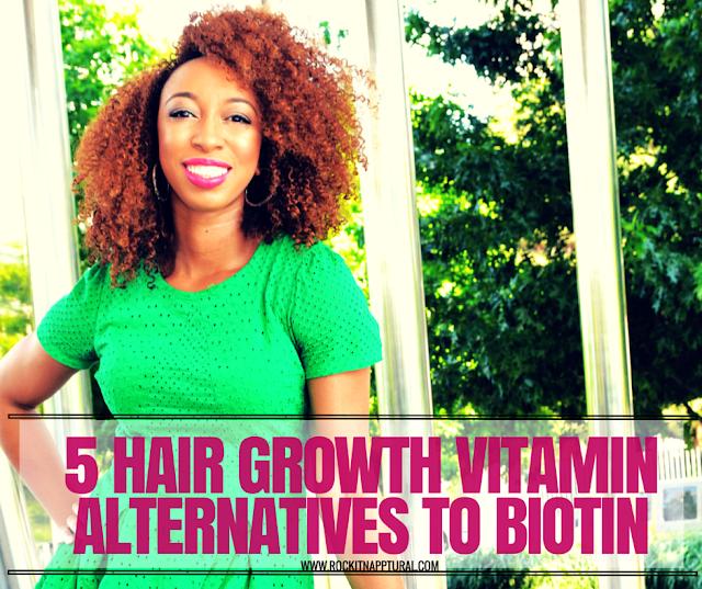 biotin alternatives, hair vitamins