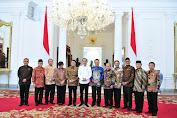Niiiii..Bocoran Kabinet Baru Presiden Jokowi Masa Bakti Periode 2019-2024