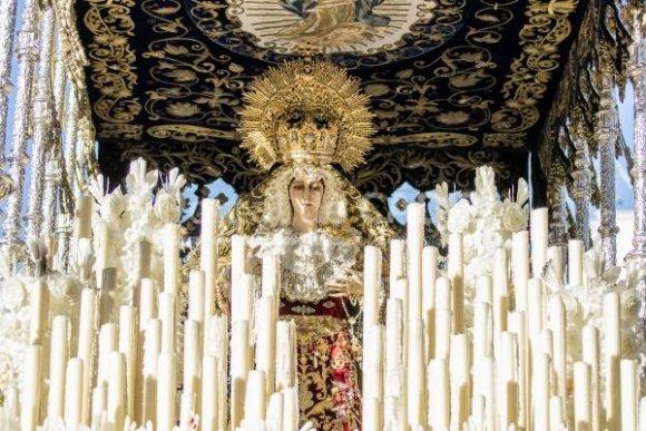La Coronación Canónica de la Virgen de las Penas de Cádiz, más cerca