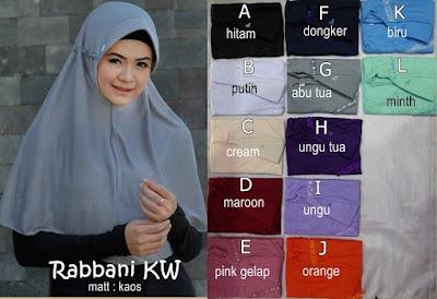Serut Rabbani KW