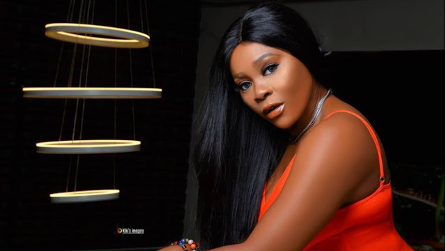 I Don't Know Why I've Not Been Able to Buy Benz like other girls - Actress Chioma Cries out