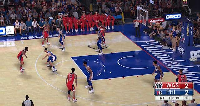 NBA 2K19 Gamedata Mod
