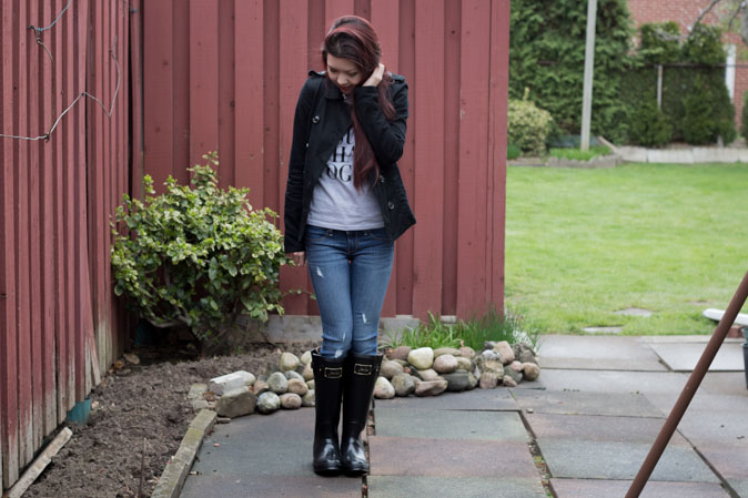 Joules Posh Premium Welly Review A Lovely Allure